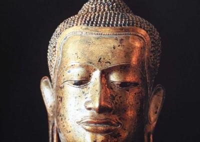 Buddha-Wandbild